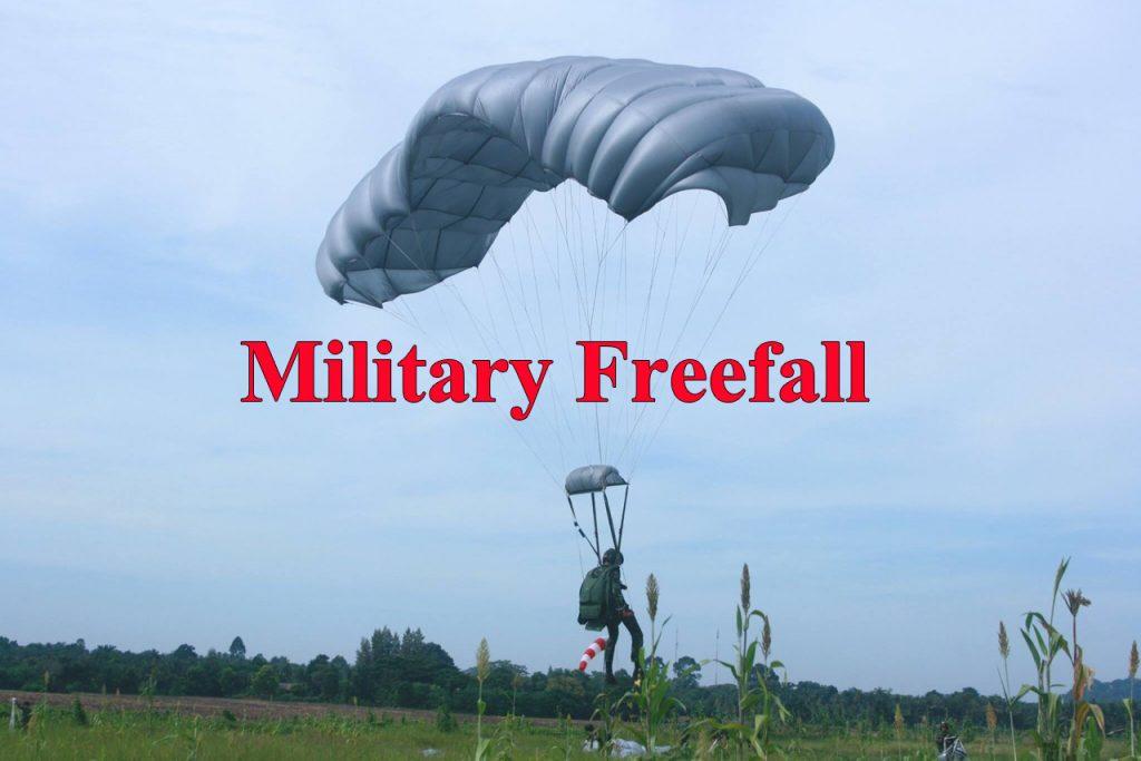 กระโดดร่มทหารรบพิเศษ