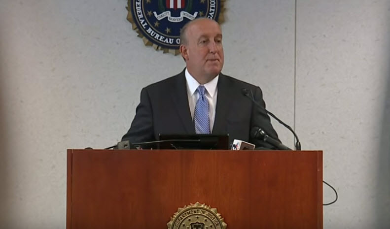 Steve Anthony: FBI Cleveland Division Special Agent In Charge