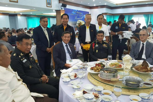 ผบ.ทบ. พลเอกเฉลิมชัย สิทธิสาท มาเป็นประธานวันรวมพลคนป่าหวาย