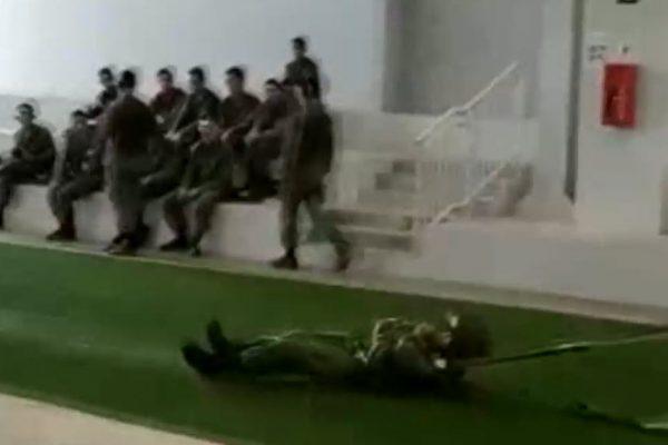 โรงเรียนฝึกทหารพลร่มสิงคโปร์ The SAF's Airborne-Trooper Training Facility
