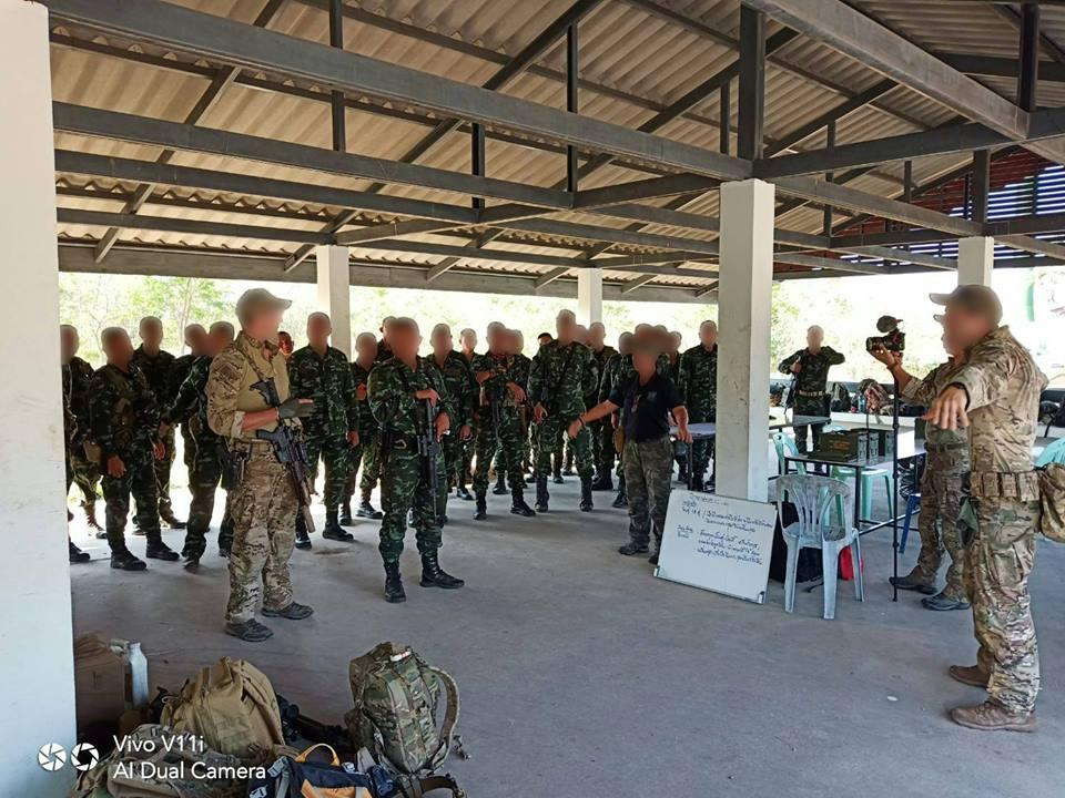 การฝึกร่วมไทย-สหรัฐ BT เฟสที่ลพบุรี
