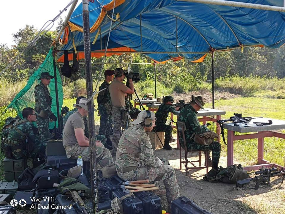 การฝึกร่วมไทย-สหรัฐ รหัส Balance Torch พื้นที่เชียงใหม่