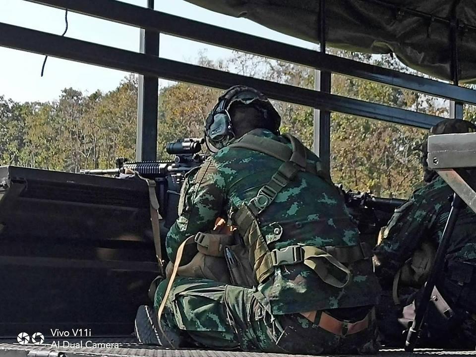 เริ่มแล้วการฝึกที่เชียงใหม่ เฟสการฝึกร่วมไทย-สหรัฐฯ รหัส BT