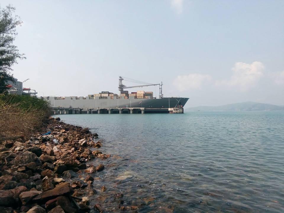 ท่าเรือจุกเสม็ด