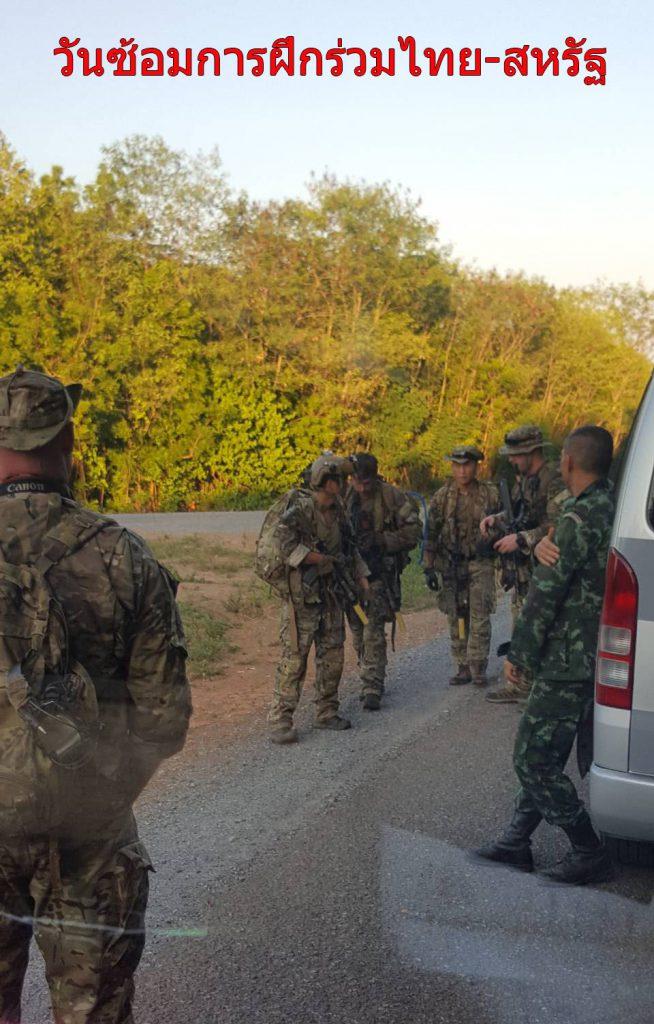 วันซักซ้อม การฝึกร่วมไทย-สหรัฐ BT 19-3
