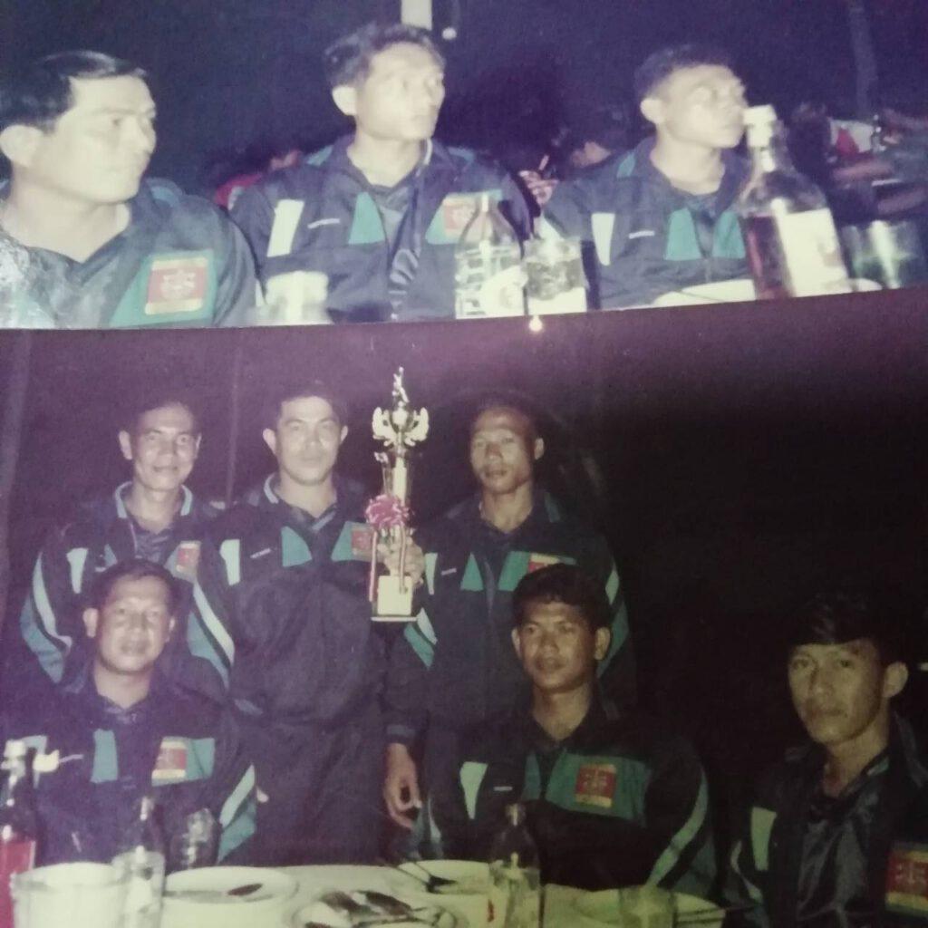 ทหารกัมพูชา